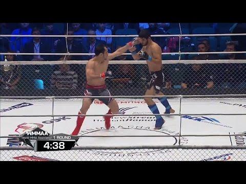 Gunduz Nabiev Vs Gadzhimurad Hiramagomedov, WMMAA Finals
