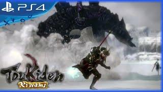 Toukiden Kiwami - Launch Trailer - PS4, PS Vita