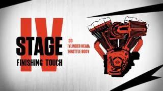 Der neue MY17 Screamin' Eagle Motor von Harley-Davidson für die CVO Modelle 2017