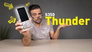 [4k-60fps] سعر ضئيل بإمكانيات جيدة Four Mobile S350 Thunder