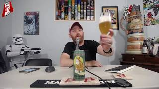 Nerdsense Drinks Reviews - #191 Fat Orange Cat Severe Tire Damage