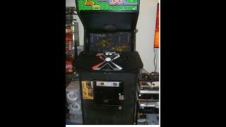 ARCADE  World Class Bowling {a 300 game!} and Dig Dug