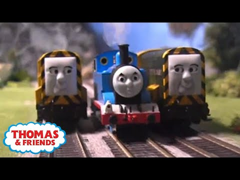 Thumbnail: Thomas & Friends: The Chase | Secrets of the Stolen Crown Episode #4 | Thomas & Friends