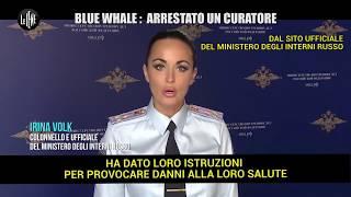 Arrestohet ideatori i lojës vrasëse 'Balena Blu' që i mori jetën dhjetëra të rinjve