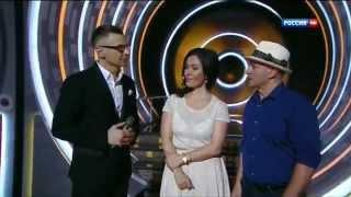 Шоу «Хит» — второй сезон — участники Теймураз и Элиза Боджгуа