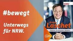 #bewegt - Unterwegs für Nordrhein-Westfalen. Die Kampagne und der 39. Landesparteitag