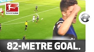 must see stoppelkamp s astonishing record 82 metre goal