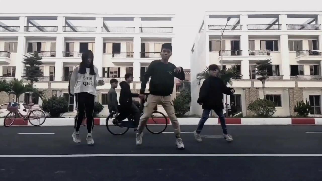 [ SHUFFLE DANCE ] Nhảy TEAM shuffle cùng Yến Cua và Đức Black