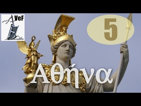 Invade The False Greeks! [5] From Ashes: Athens - EU4 VeF