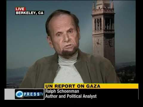 Press TV's Arash Zahedi talks to Ralph Schoenman o...
