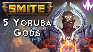 5 Interesting Yoruba Gods That Could Come To SMITE