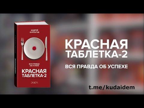 Красная таблетка-2. Вся правда об успехе. Андрей Курпатов. Саммари книги. Часть 1.