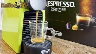 De'Longhi Nespresso Essenza Mini im Test: Knallige Farben und kompaktes Design!