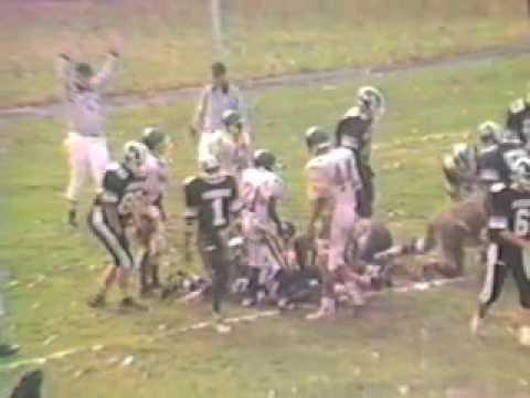 Springbrook High School Football 1988 Highlights