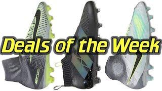 Nike Elite Pack and Adidas Dark Space pack On Sale! - Deals of the Week - August 19, 2016