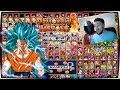 Dragon Ball Z MUGEN EDITION SUPER HEROES 2017 | ESPAÑOL - 300 PERSONAJES - DESCARGA