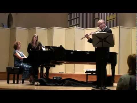 William Bennett (flute): Mel Bonis sonata