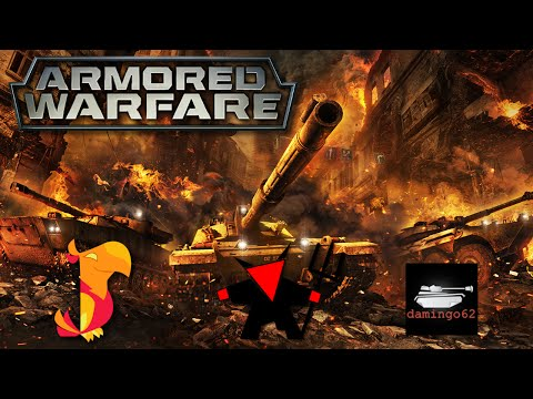 Armored Warfare - T-54 - AMX-10P - Scorpion - Le Bureau qui grinçait