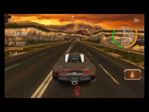 Nfs Hot Pursuit Android HD Gameplay.