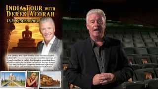 INDIA TOUR with DEREK ACORAH - October 2014
