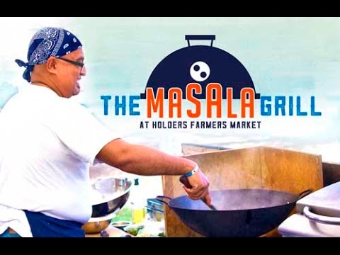 FoodROCKs - The Masala Grill: Indian Cuisine in Barbados