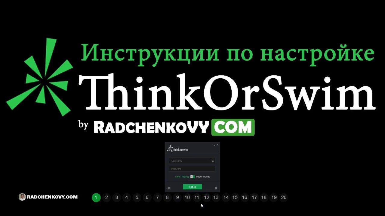 Register ThinkOrSwim Live Realtime Account with unlimited warranty!