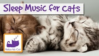 Relaxing Sleep Music for Cats