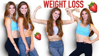 Weight Loss Hacks - Easy Ways To Be Healthy! Nina and Randa