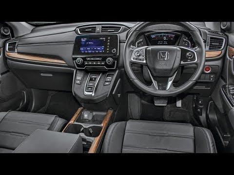 INTERIOR EXTERIOR 2019 Honda CR-V