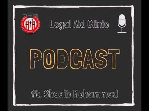 Interview with Shoaib Mohammad- Podcast No.-1