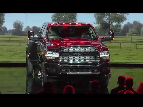 Ram unveils 2019 Ram Heavy Duty at the North American International Auto Show