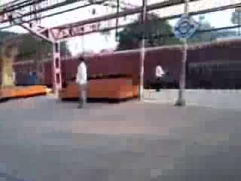 Memari Railway Station of Howrah Burdwan Main Line of Eastern Railway Video