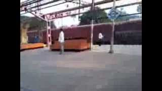 Memari Railway Station of Howrah Burdwan Main Line of Eastern Railway Video
