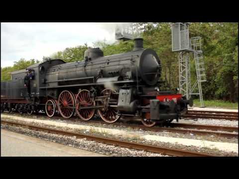 Locomotiva a vapore GR 685-089