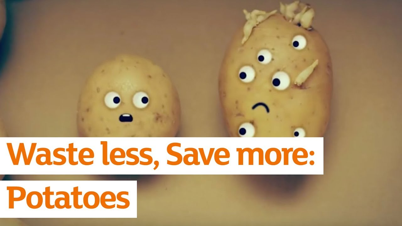 We Can T Take Our Eyes Off These Potatoes Waste Less Save More