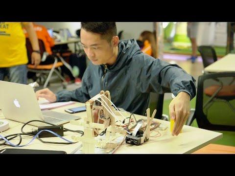 FLIR Bring the Heat Hacker & Maker Challenge Hong Kong 2015 Highlights