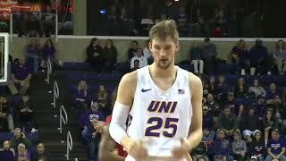 UNLV at Northern Iowa |NCAA 1 2017-18