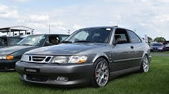 Big Turbo Saab 9-3 Viggen Review - HOLY SH*T