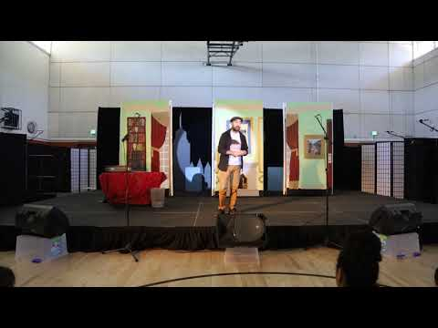 Redwood Day School Mary Poppins Jr Play (May 2-4, 2019)