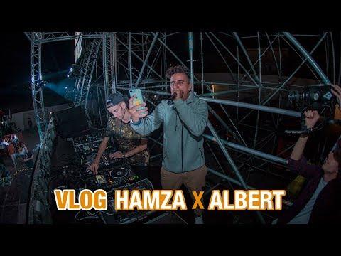 VLOG 3 DAYS HAMZA ZAIDI & ALBERT GONZALEZ