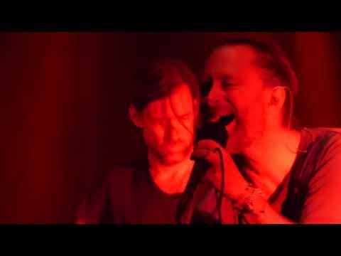 Radiohead A Wolf At The Door Live Night 1 Wells Fargo Center Philadelphia PA July 31 2018