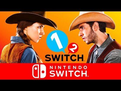 1-2 Switch для Nintendo Switch. Субъективный обзор