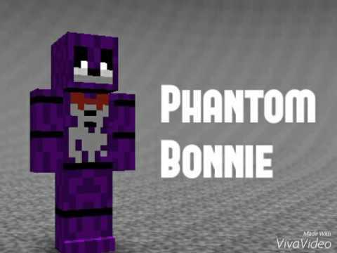 Minecraft Spielen Deutsch Skins Para Minecraft Pe Bonnie Bild - Skins para minecraft pe bonnie