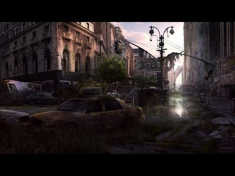 Didier Konings: The Abandoned City matte painting tutorial