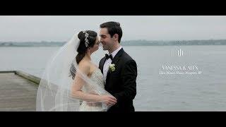 Glen Manor House Wedding Video - Newport, Ri - Michael Justin Studios
