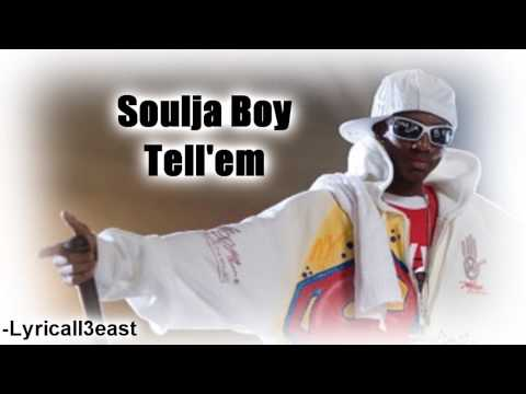 ♫Soulja Boy - Kiss Me Thru The Phone Lyrics [HD+MP3 Download]♫