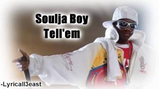 ♫Soulja Boy - Kiss Me Thru The Phone Lyrics [HD+MP3 Download]♫