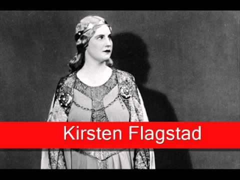 Kirsten Flagstad: Wagner - Tristan und Isolde, 'Liebestod'