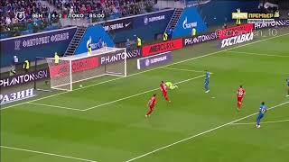 Fedor Smolov goal vs Zenit - 23.09.2018.