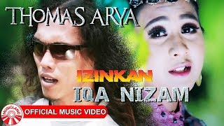 Gambar cover Thomas Arya & Iqa Nizam - Izinkan [Official Music Video HD]